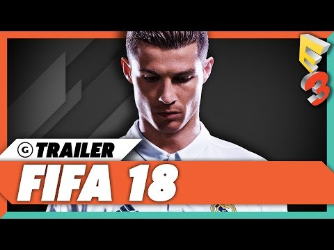 FIFA 18 - E3 2017 Gameplay Trailer | EA Play Press Conference