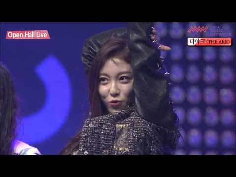 150911 Asia Music Network The Ark (디아크) - Good Bye Rain+Intro+Talk+Happy+The Light