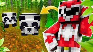 PORTO I PANDA AL MIO VILLAGGIO!! UNO ZOO TUTTO MIO! Minecraft Ita Anima #14