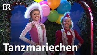 Tanzmariechen Katharina Theil und Liana Wolf  - Fastnacht in Franken 2016