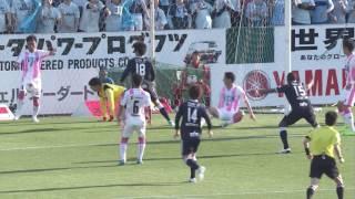2017年4月16日(日)に行われた明治安田生命J1リーグ 第7節 磐田vs鳥...