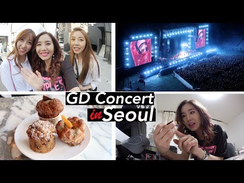 G-Dragon's Concert in Seoul (aka: BEST DAY EVER) 👑