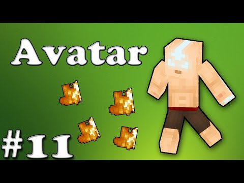 Minecraft: Let's Play Avatar the Last Blockbender Ep. 11