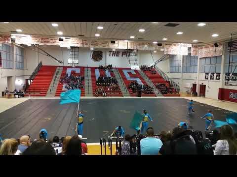 Andress High School Winterguard 2018