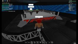 Roblox Hell In A Cell WWE