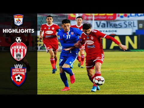 Sepsi FC Botosani Goals And Highlights