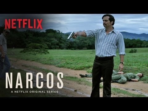 Narcos   Just Say No [HD]   Netflix
