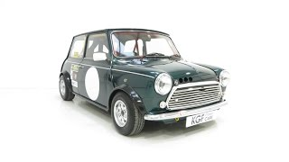 A Road Legal Competition Winning Rover Mini Cooper with Amazing Provenance - £12,395