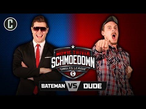 Ben Bateman VS Dale the Dude - Movie Trivia Schmoedown