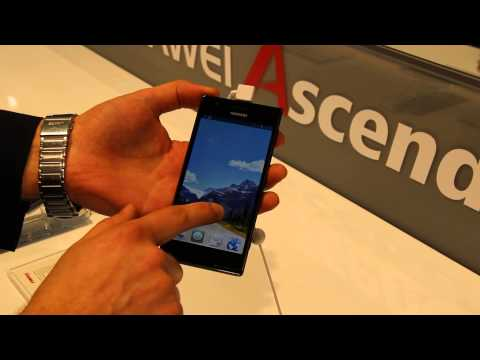 Huawei Ascend P2 im Hands-On