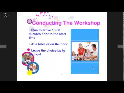 How To Conduct a Workshop