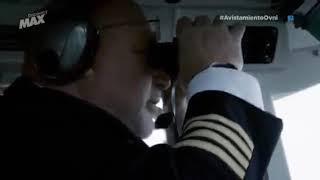 Ovni El incidente del vuelo de Alaska- Seguridad aerea- piloto reporta anomalia aerea.