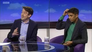 HDV | Alan Strickland vs. Aditya Chakrabortty (Sunday Politics)