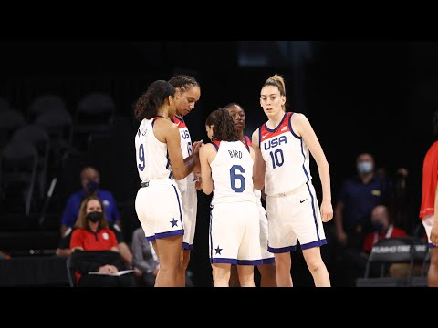 Download USA WOMEN'S NATIONAL TEAM vs. NIGERIA | Full Game Highlights | July 18, 2021