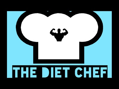 The Diet Chef? Why I Changed The Name Of The Channel...
