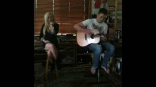 Rihanna - Shut Up And Drive. Acoustic cover by Cel & Tim
