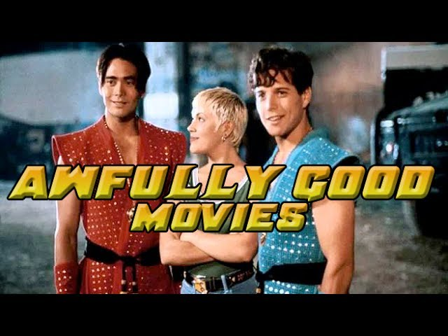 Awfully Good Movies Double Dragon Hd Youtube