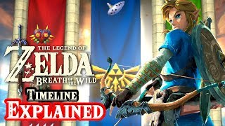 Zelda: Breath of the Wild Timeline Placement Explained!
