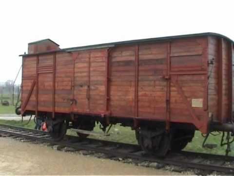 Auschwitz concentration camp  2010