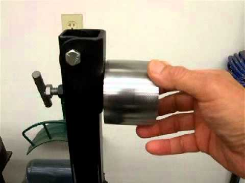 2 Quot By 72 Quot Homemade Belt Grinder Part Ii Youtube