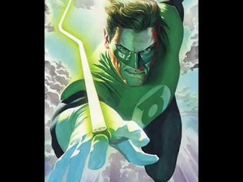 My Final Green Lantern Tribute 1959-2012