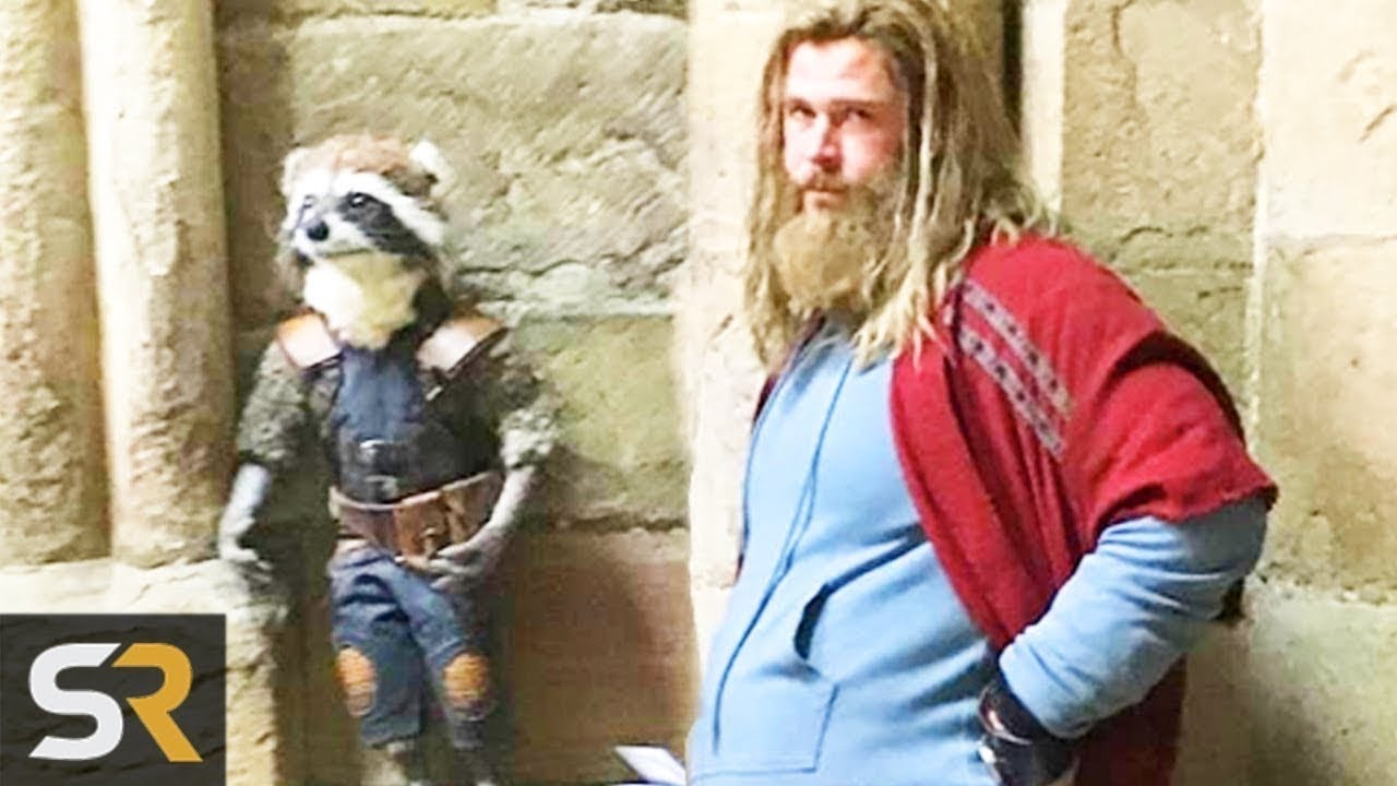 10 Behind The Scenes Stories From The Set Of Marvel Movies