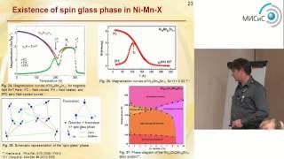 Теоретические исследования магнитных и магнитокалорических свойств сплавов Гейслера