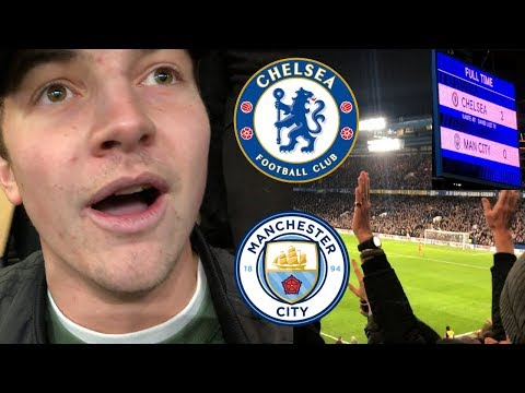 CHELSEA vs MAN CITY 2-0 | INCREDIBLE CELEBRATIONS AND REACTIONS