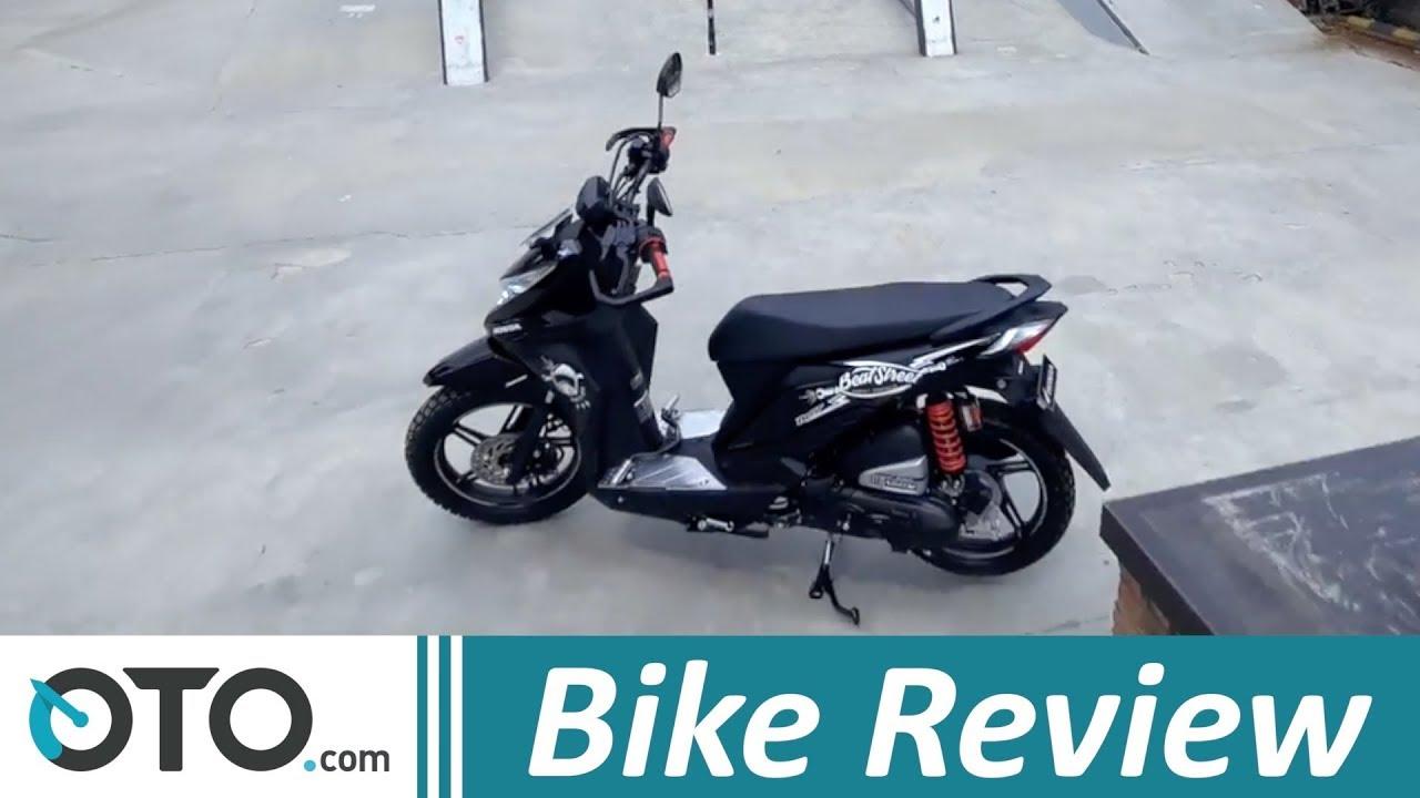 Honda Beat Street Bike Review Kelebihan Dan Kekurangannya Oto Com Youtube