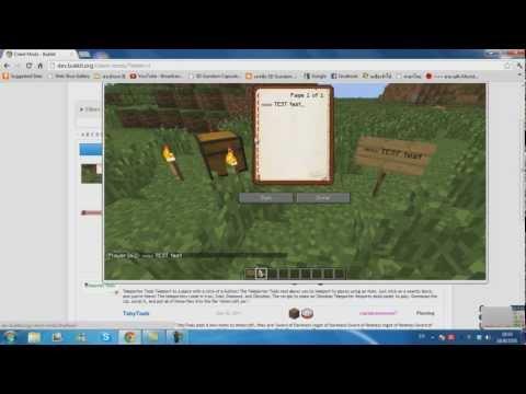 สอนลง Font ไทยสระไม่ลอยใน Minecraft 1.3.1-1.5 [HD]