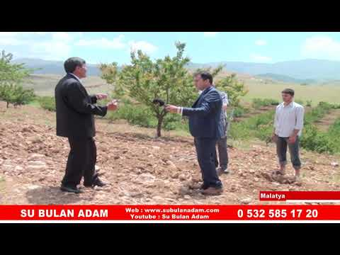 SU BULAN ADAM - MALATYA ARAZİYİ TEST ETME