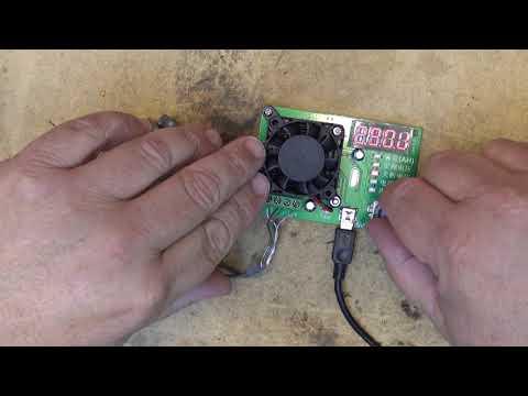 GOLISI Lithium Ion Battery Capacity Measurement