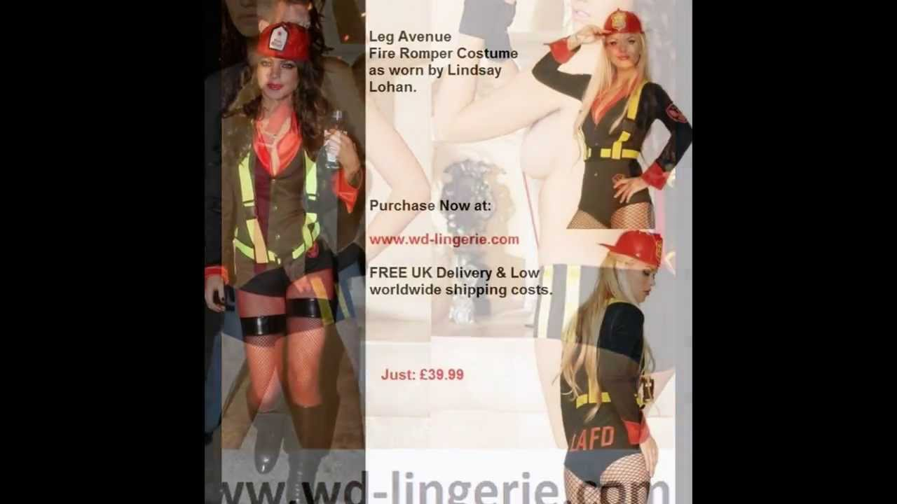 284f9328fc7 SEXY FIREFIGHTER COSTUME - HOT FIREWOMAN OUTFITS - FANCY DRESS FIRE GIRL  UNIFORMS