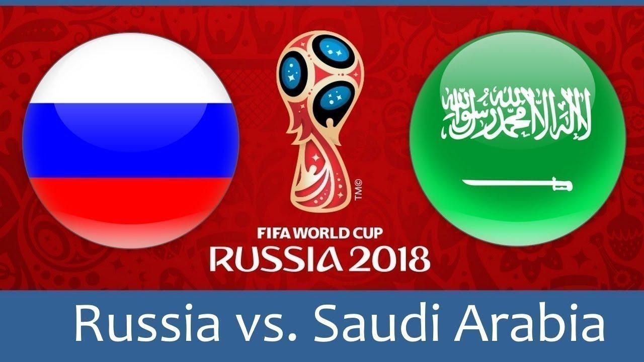 Grupa Arussland Vs Saudi Arabien  Kolo Fifa World Cup