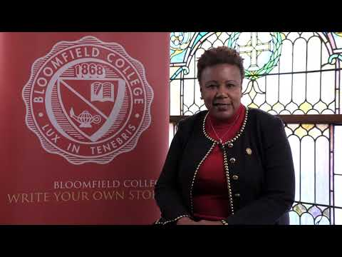 Bloomfield College Fall 2020 State of the College