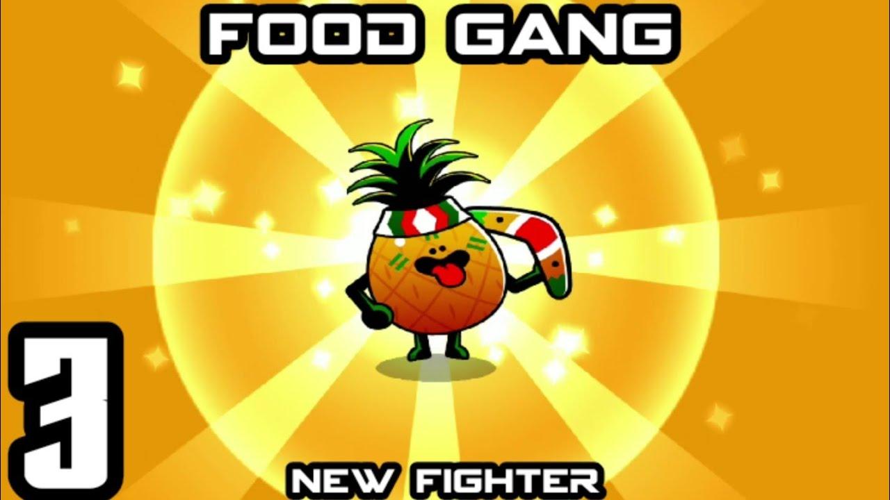Food Gang : Fighter - Haka : Gameplay Walkthrough ...