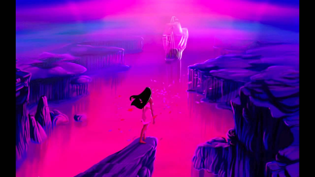Disney Princess Quotes Wallpaper Kingdom Hearts 3 Pocahontas Music Youtube