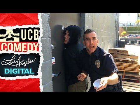 Cop Caught On Camera   by Los Angeles Digital