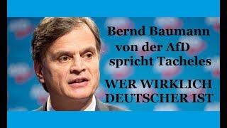 AfD redet Tacheles - Wer wirklich Deutscher ist