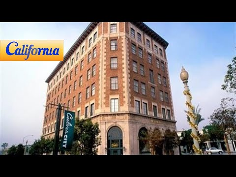 The Culver Hotel City Hotels California