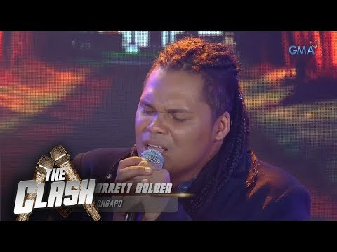The Clash: Garrett Bolden's incredible version of ''Tagpuan'' | Top 12