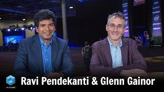 Ravi Pendekanti, Dell EMC & Glenn Gainor, Sony Innovation Studios | Dell Technologies World 2019