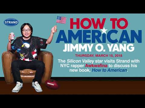 Jimmy O. Yang + Awkwafina | How to American (AUDIO ONLY)