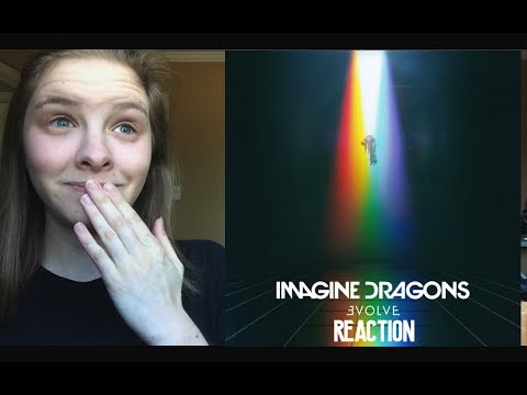 Evolve By Imagine Dragons Reaction