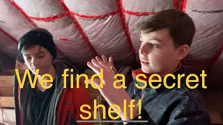 the-potters-house-pt-9-family-sees-house-for-first-time-and-discover-a-secret-shelf