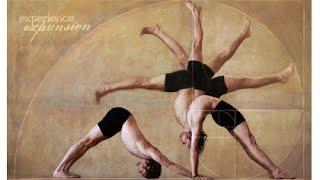 Yoga to Develop Mental Strength - Anjaneyasana Warrior Pass, AND Adho Mukha Vrksasana, Handstand