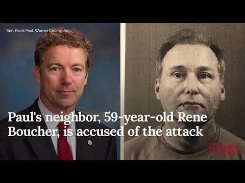 Lawyer: Rand Paul Was Assaulted Over A Trivial Dispute