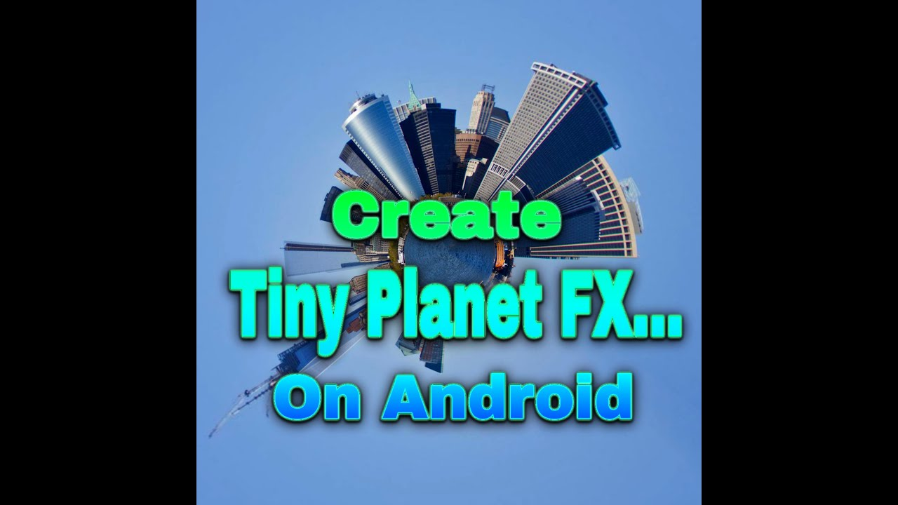 tiny planet fx pro free download