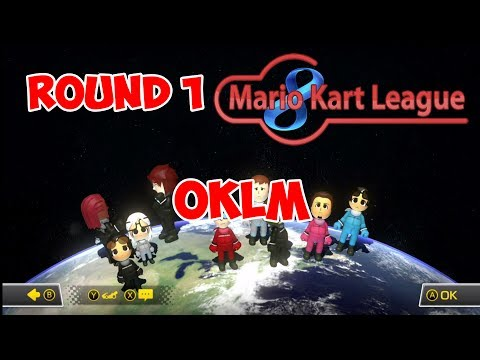 MK8DX - MKU S01 Round 1 : Zealous vs Star Clan