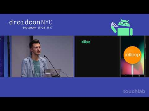 droidcon NYC 2017 - Becoming a master window fitter🔧